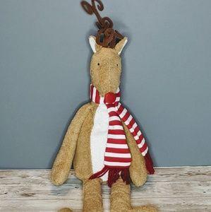 Bath & Body Works Plush Christmas Reindeer